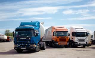 Контроль необхідних параметрів транспорту