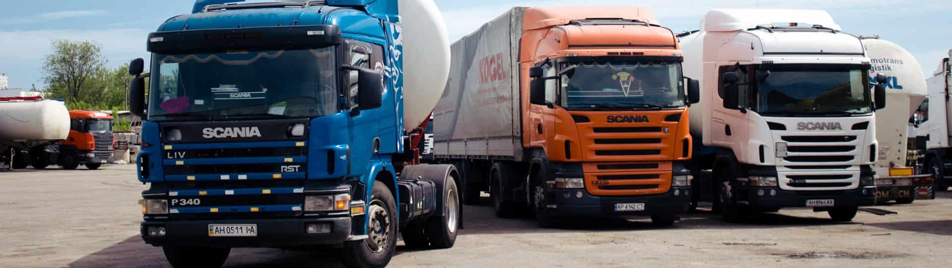Моніторинг і контроль параметрів транспортних засобів