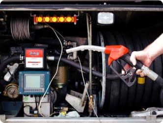 Контроль точных расходов топлива