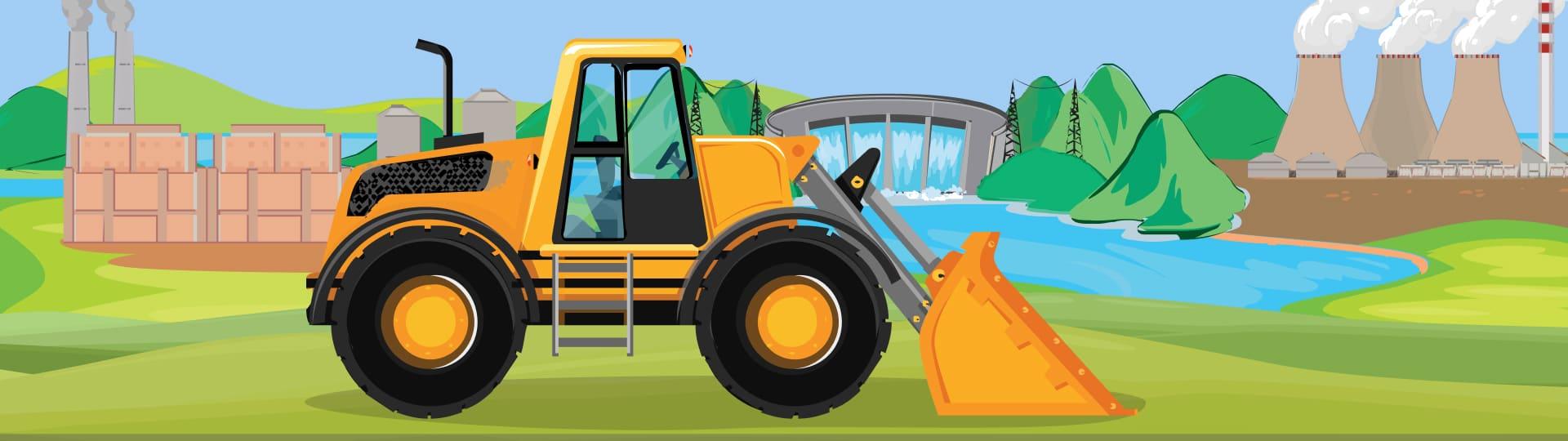 GPS мониторинг и контроль топлива на транспорте