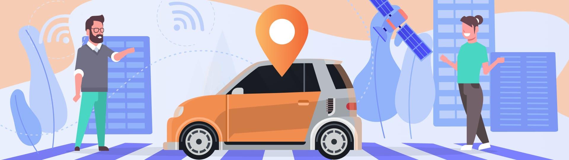 GPS-трекер в автомобиль