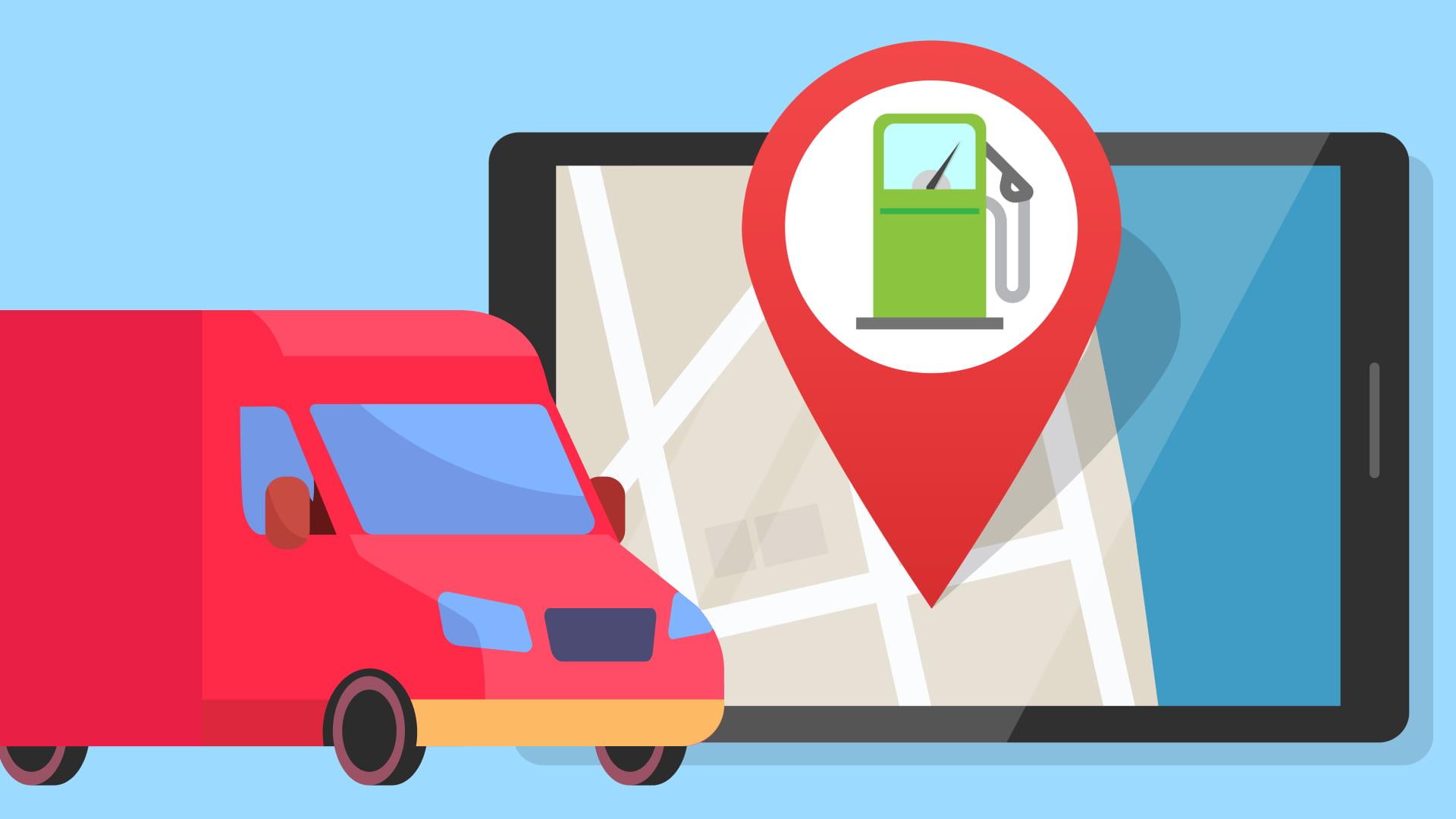 эффективная система GPS